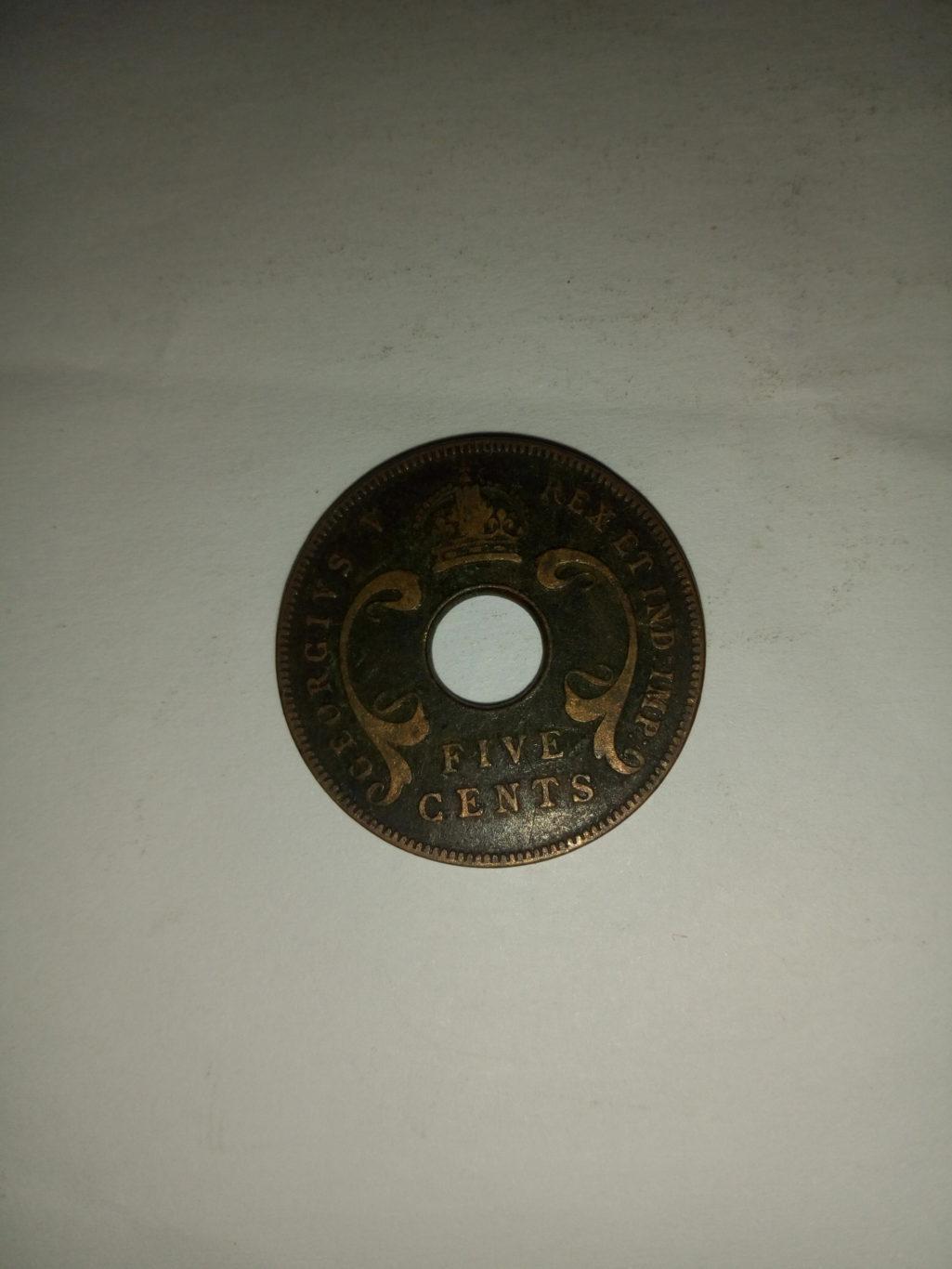 1933_georgivs V 5 cents