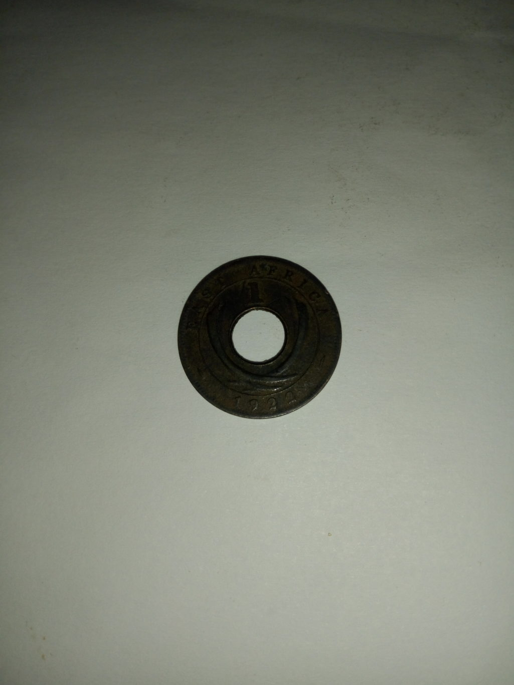 1922_georgivs V 1 cents