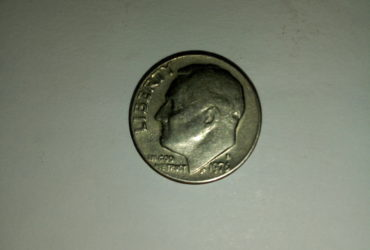 1976_united States of america 1 dime