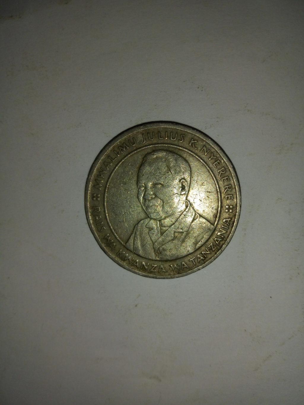 1988_shilingi 10 ya tanzania