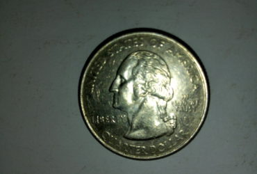 1791_united States of America quarter dollar