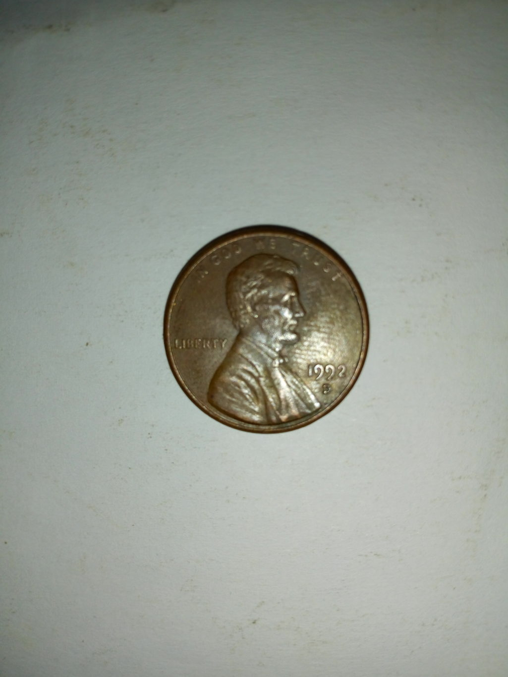 1992_united States of America 1 cent