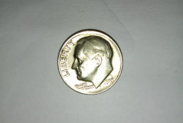 1985_united States of America 1 dime
