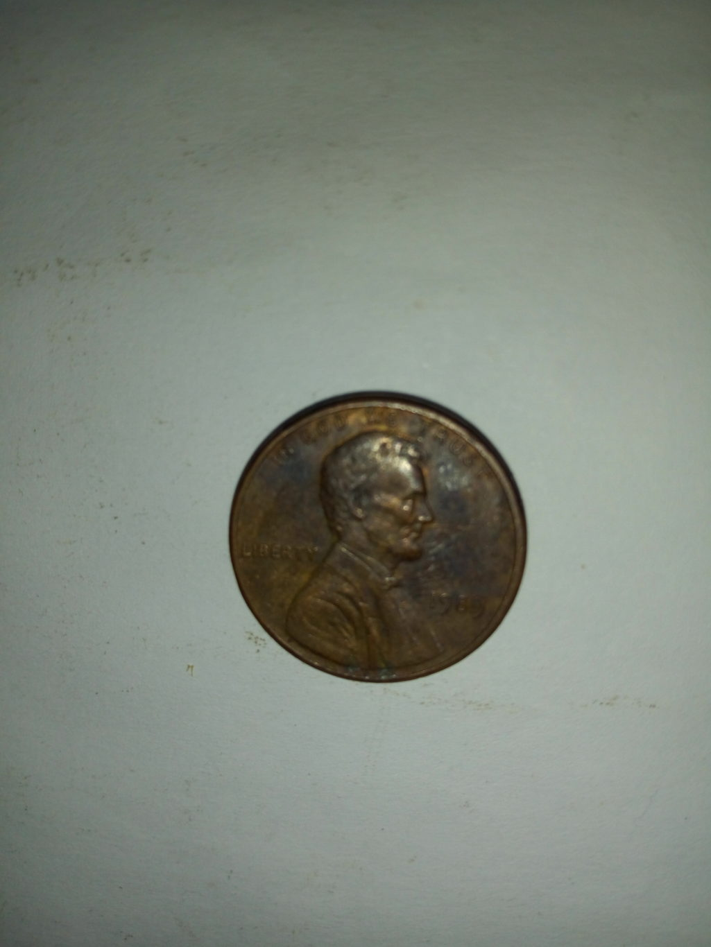 1989_united States of America 1 cent