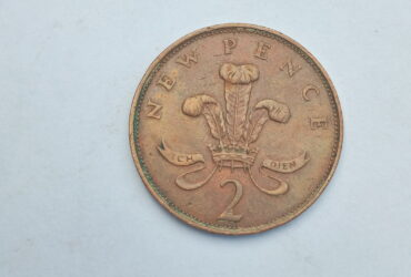 1971 New 2 pence ( Rare! )
