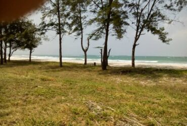 Beach plot for sale