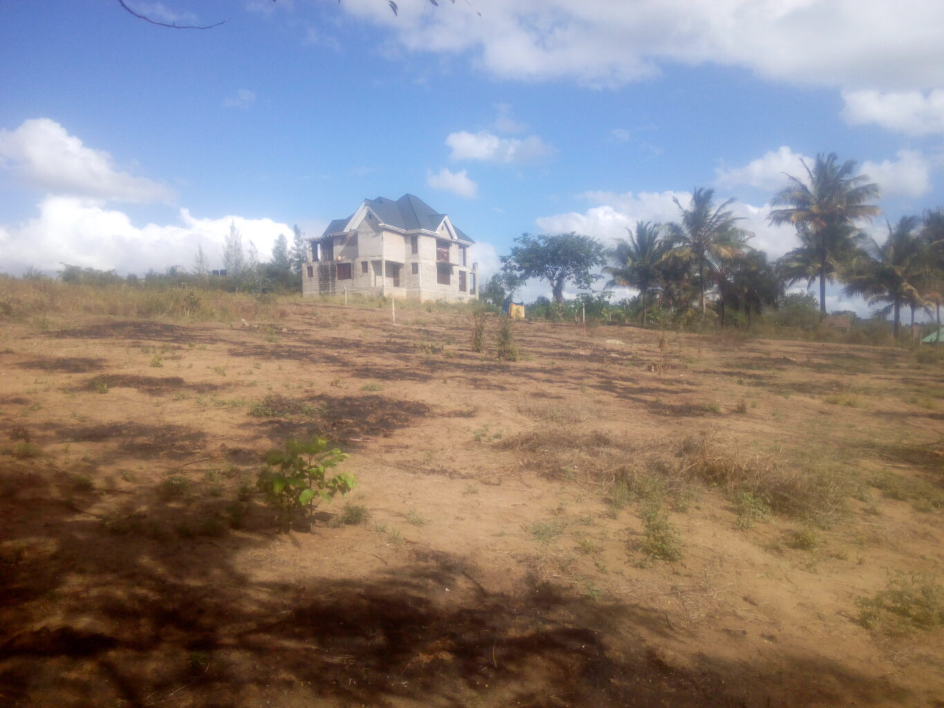 5315Sqm titled flat plot for sale