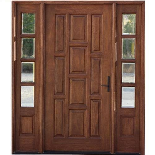 Houes doors and frem