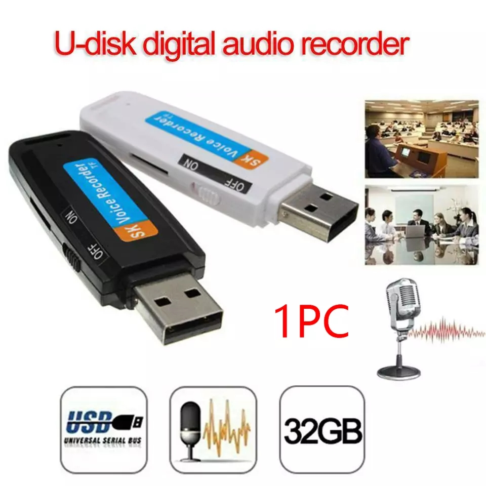 Audio Voice Recording