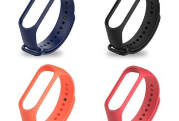 Replacement strap for M3, M5, M4 Smart Bracelet