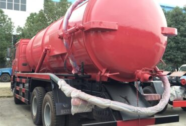Sewage Disposal (HUDUMA YA MAJI TAKA).