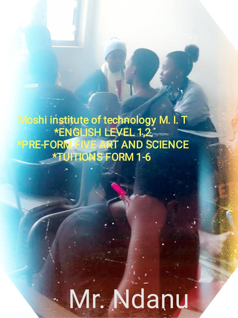 MOSHI INSTITUTE OF TECHNOLOGY