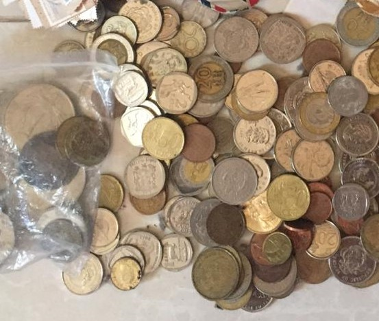 OLD COINS & NOTES for Sale